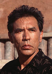 Wes Studi - Star of Avatar, The New James Cameron Film Starring Sam Worthington and Sigourney Weaver