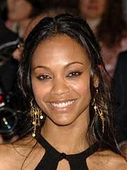 Zoe Saldana - Star of Avatar, The New James Cameron Film Starring Sam Worthington and Sigourney Weaver